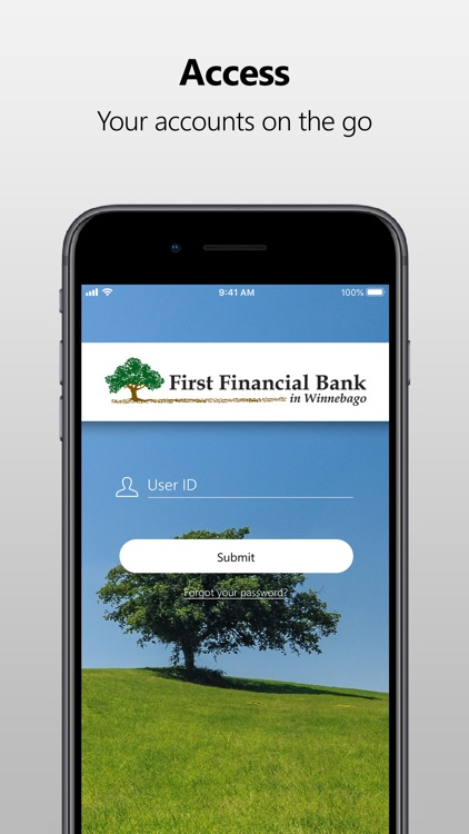 1stbago Mobile Banking screenshot-0