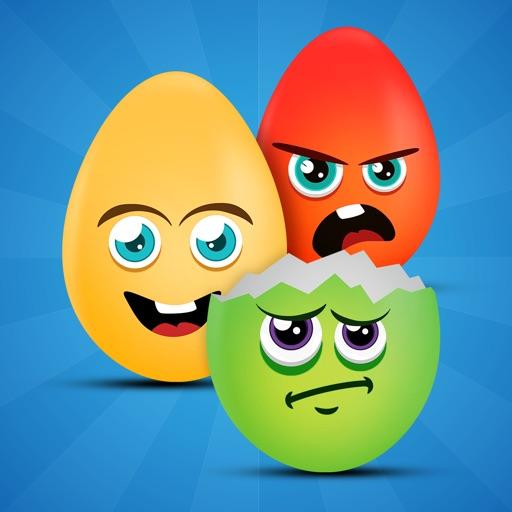 Tap Tap Eggs Master, Shoot Egg