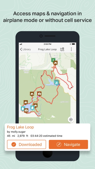 Ride with GPS: Bike Navigationのおすすめ画像5