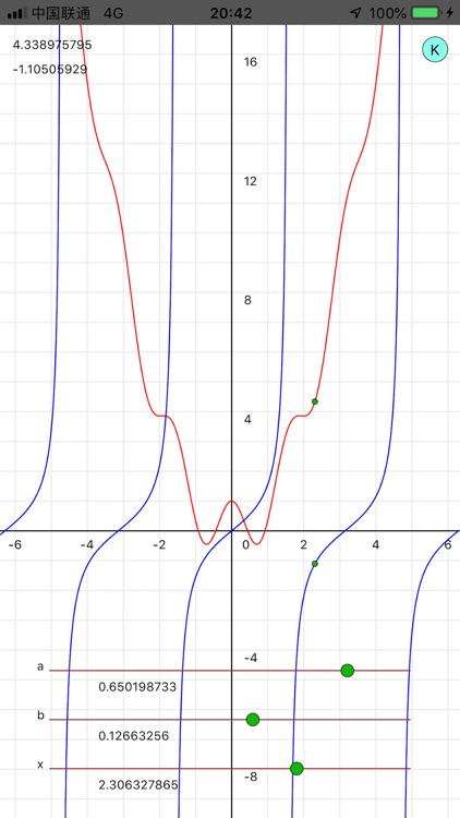 Pocki - graphing calculator by Chi On Lau