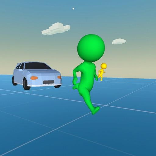 Ragdoll Runner 3D