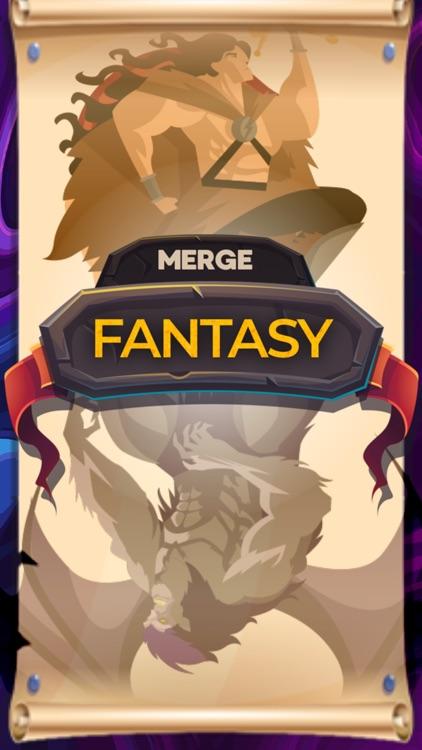 Merge Fantasy Champions screenshot-4