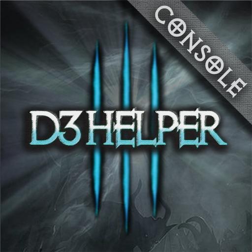 D3 Helper for Diablo 3 Console