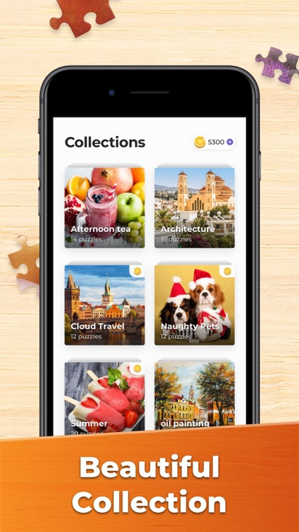 Puzzle Games: Jigsaw Puzzles screenshot-3