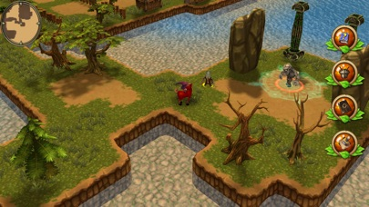 Kings Hero 2: Turn Based RPG screenshot 2