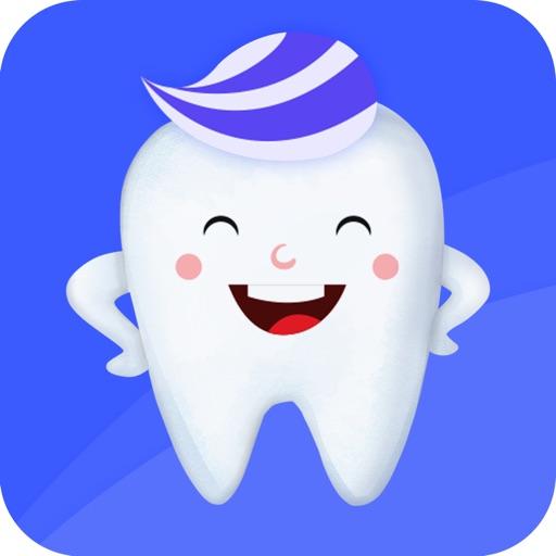dental 360 - kids brush teeth