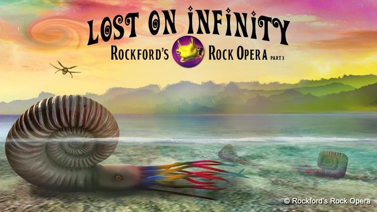 Lost on Infinity – Audiobook 3