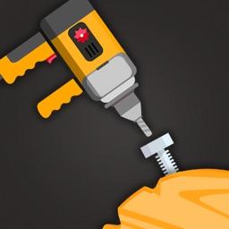 Drill vs Screws