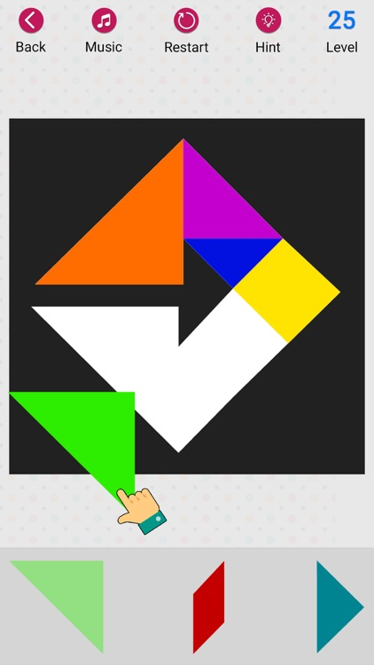 Tangram Puzzles For Adult screenshot-3
