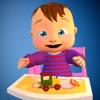 Baby & Babysitter Fun Sim 3D