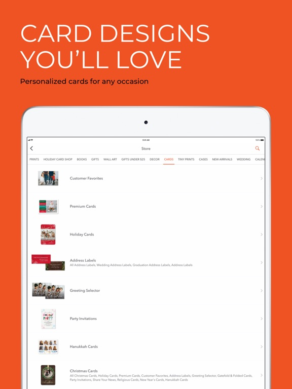 Shutterfly - Prints, Photo Books, Gifts & Storage screenshot