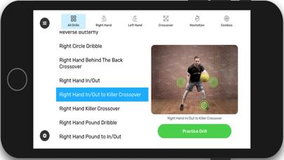DribbleUp Basketball Screenshot