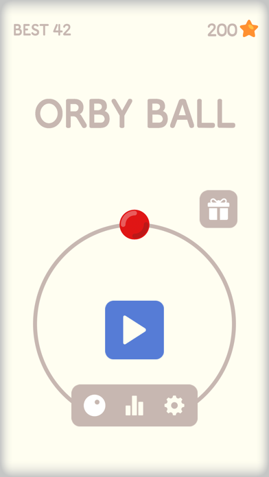 Orby Ball: Spin The Color Dash