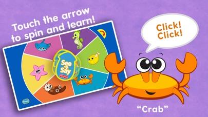See 'N Say Underwater Animals app image