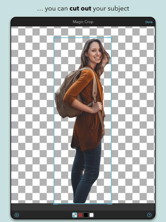 Juxtaposer: cut, combine, editのおすすめ画像3