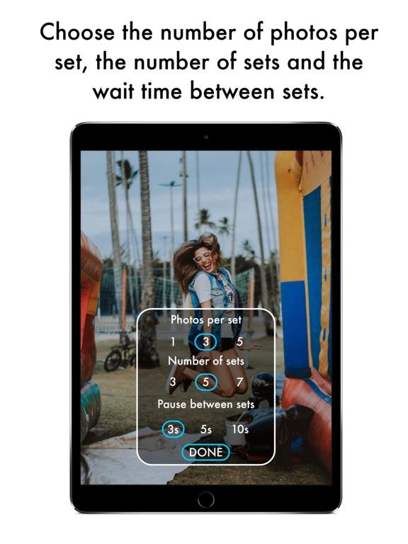 Multiple Photo Sets Timer Screenshots