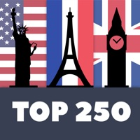 Codes for Top 250 World Famous Places Hack
