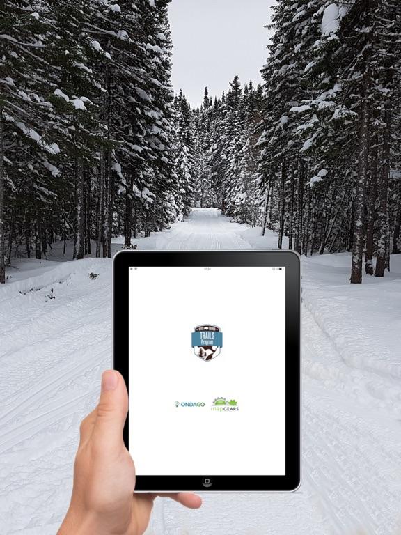 RideOnWYO SnowmobileTrails2019 screenshot 6