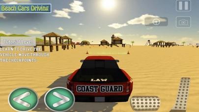 Holiday Beach:Driving Car Pro screenshot 1