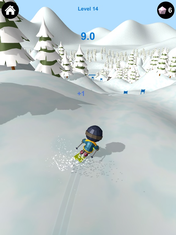 Downhill Chill screenshot 3
