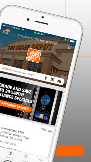 005c4cf292c The Home Depot on the App Store