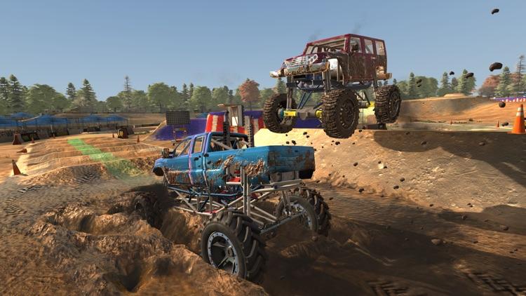 Trucks Off Road screenshot-6