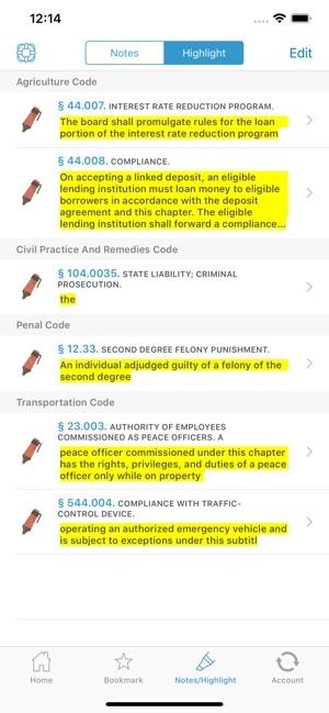 CA Vehicle Code (California) on the App Store