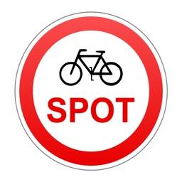 Spot - 자전거사고 지점