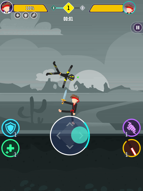 Stickman Battle screenshot 16