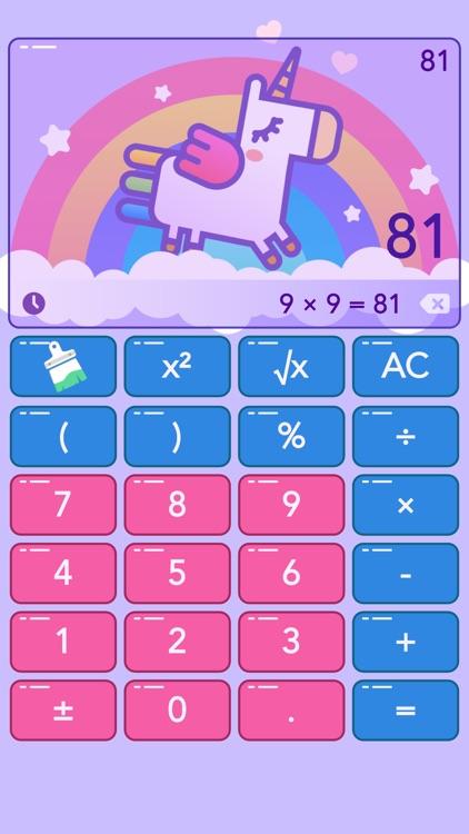 Color Calculator-smart&cute screenshot-0
