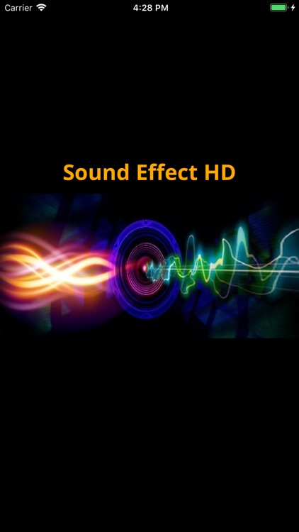 Sound Effects HD: Sounds&Audio screenshot-5