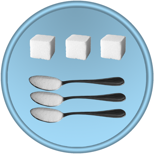 Sugar grams to Cubes & Spoons