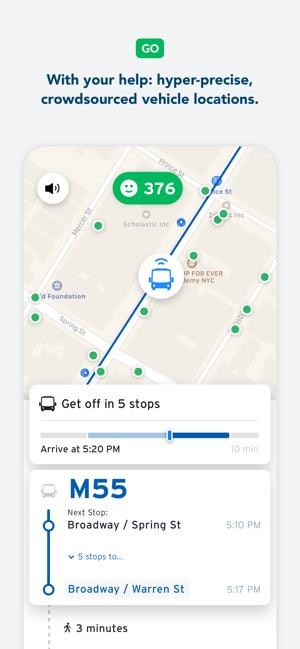 Transit • Bus & Subway Times im App Store