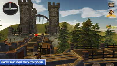 Screenshot for Tatic Archey Towers Defend in Greece App Store