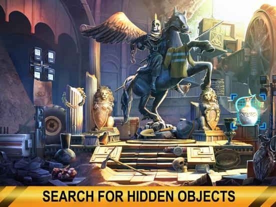 Crime City: Hidden Object screenshot 13