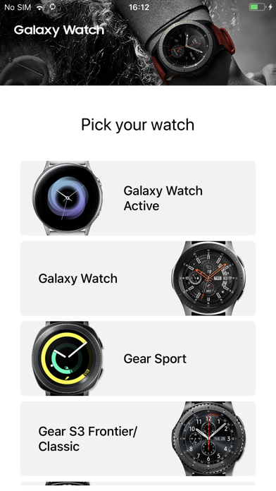 Download Samsung Galaxy Watch (Gear S) for Pc