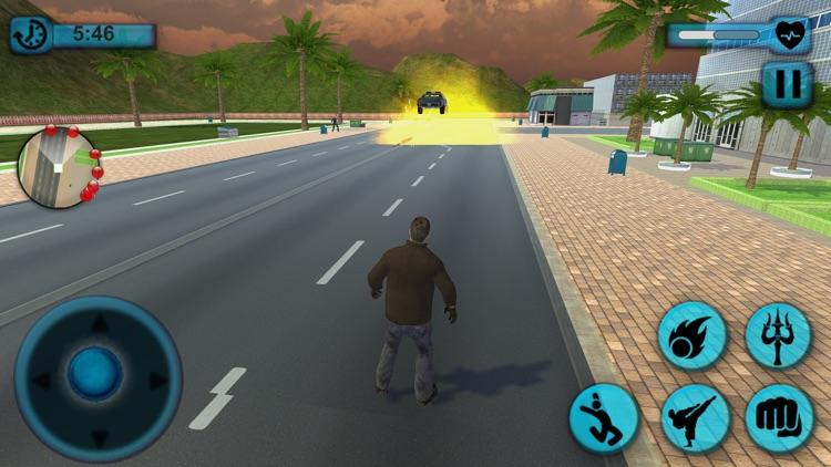 Superhero Crime Fighter screenshot-5