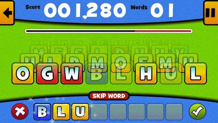 Words Gems Game