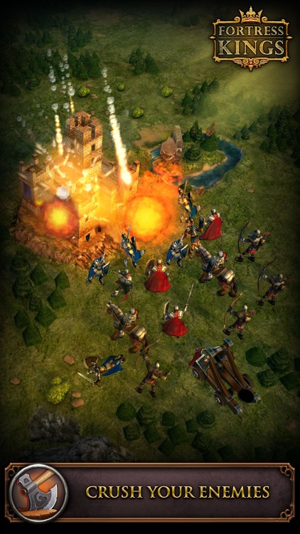 Fortress Kings - Castle MMO