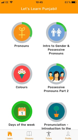 Fluently - Learn Punjabi on the App Store