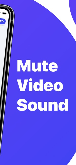 Video Mute - Edit Clip Sound on the App Store