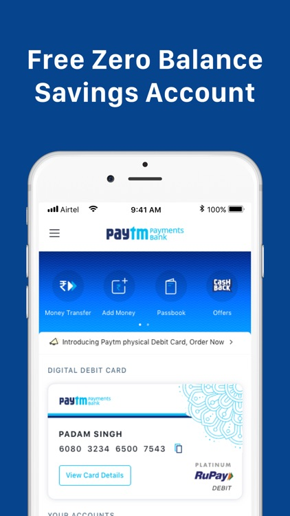 Paytm: UPI Payments & Recharge screenshot-3