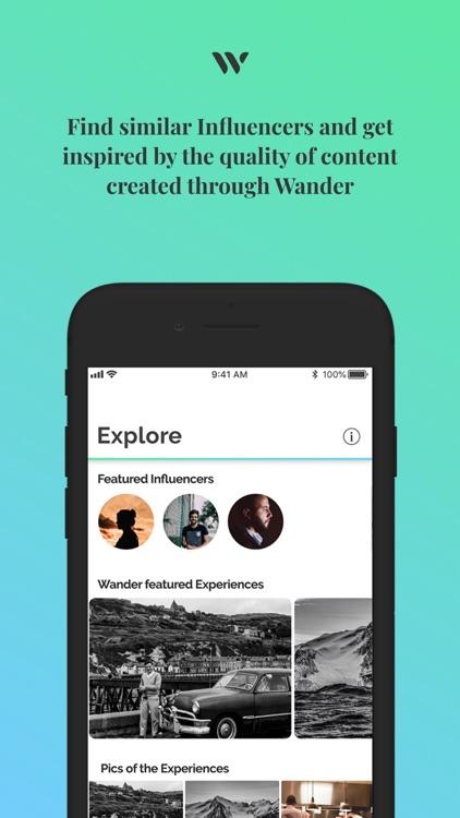 MyWanderApp screenshot-3