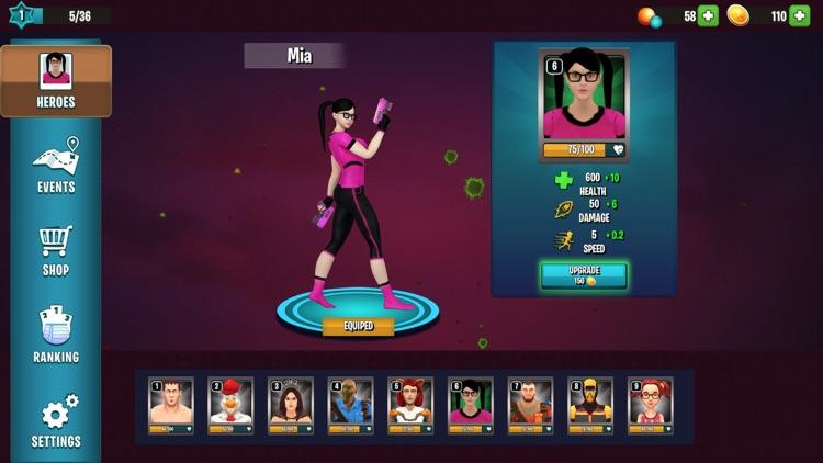 Paintball Shooting Games 3D screenshot-5