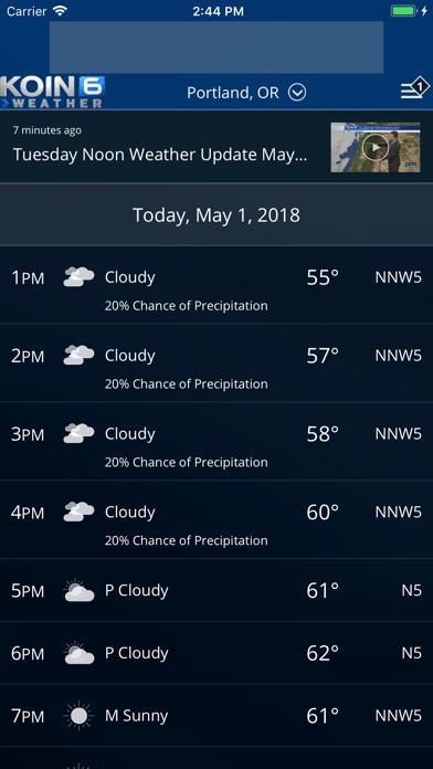 PDX Weather - KOIN Portland ORのおすすめ画像3