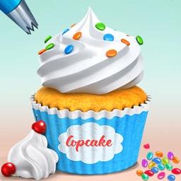 Sweet Cupcake Baking Game