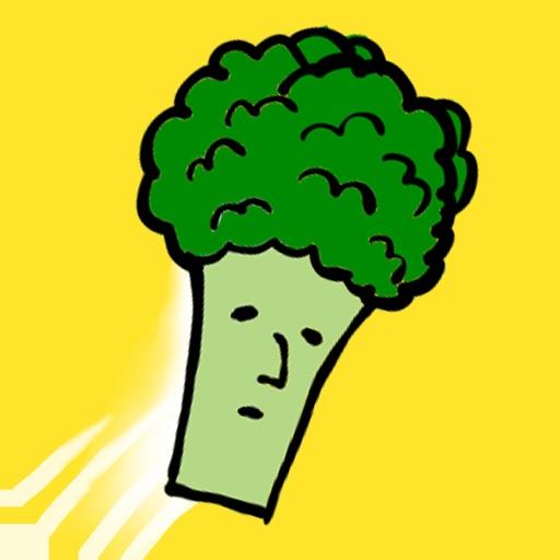Broccoli Jump!