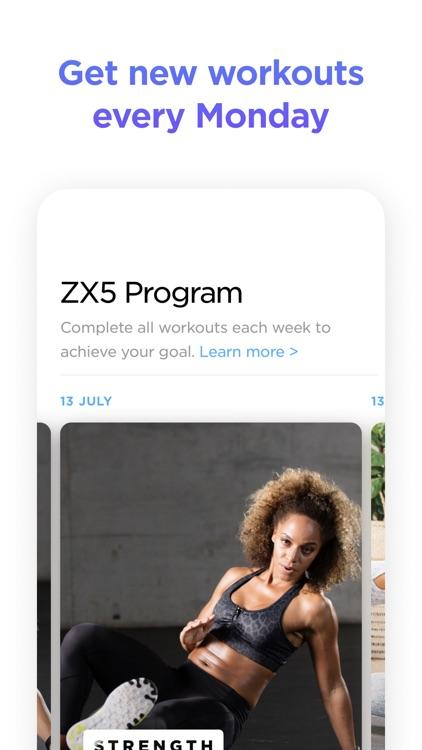 Zova: #1 Watch Workout App screenshot-3