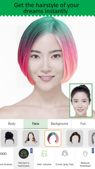 download Retouch Me: Body & Face Editor