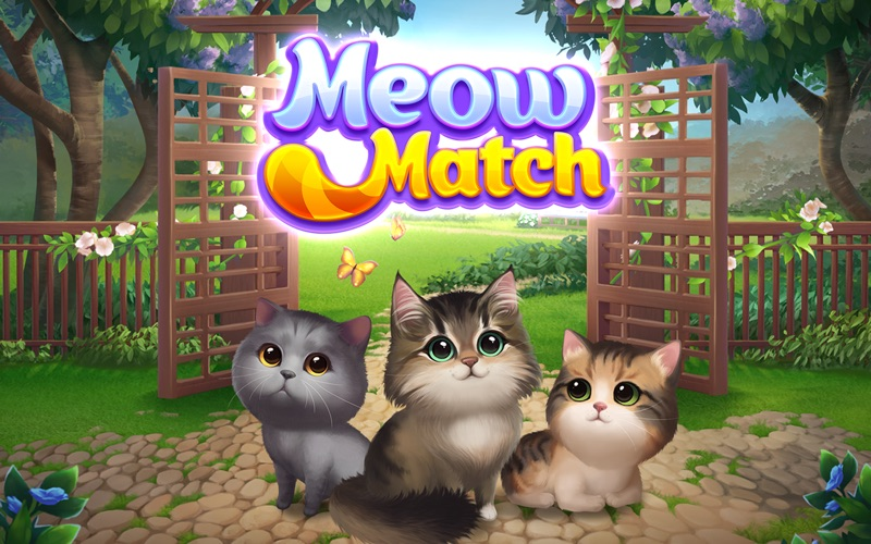 Meow Match: Puzzle Fever! by Ember Entertainment, Inc